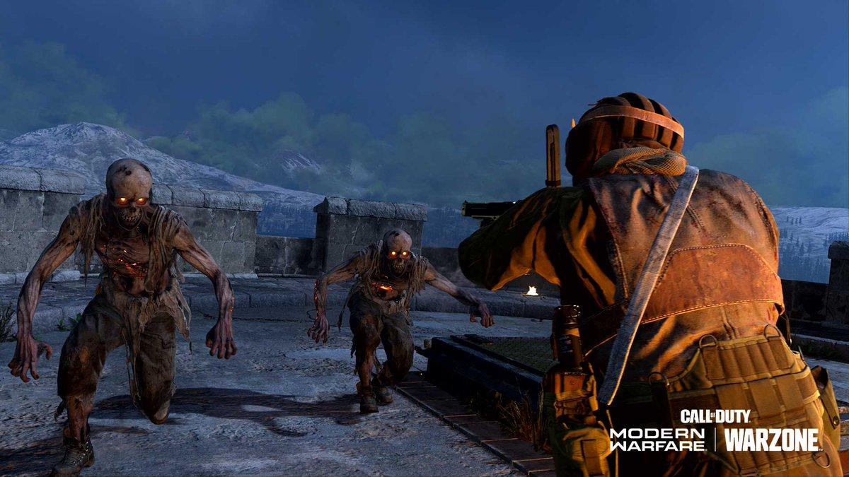 Call of Duty Warzone: aggiornamento Halloween, novità e crossover - https://t.co/twM15CygQN #informaticagames #games #ps4 #playstation4 #gamers #xbox #instagamer #game #nintendo #playstation #xboxone #videogame #gaming #games #gamer #videogames https://t.co/UIovaPiuKI