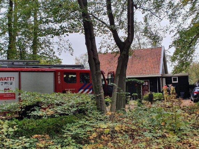 Staelduinse bos S-Gravenzande Aldaar was een Gaslek bij woning. https://t.co/MmFOgqY6j1