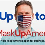 Wearing a mask in public will help slow the spread of #COVID19. Join me in spreading the word about #MaskUpAmerica, a national campaign by @IDSAinfo and @ADCouncil which encourages people to wear face masks in public to stem the spread of COVID-19. https://t.co/BoWEe3RNWc