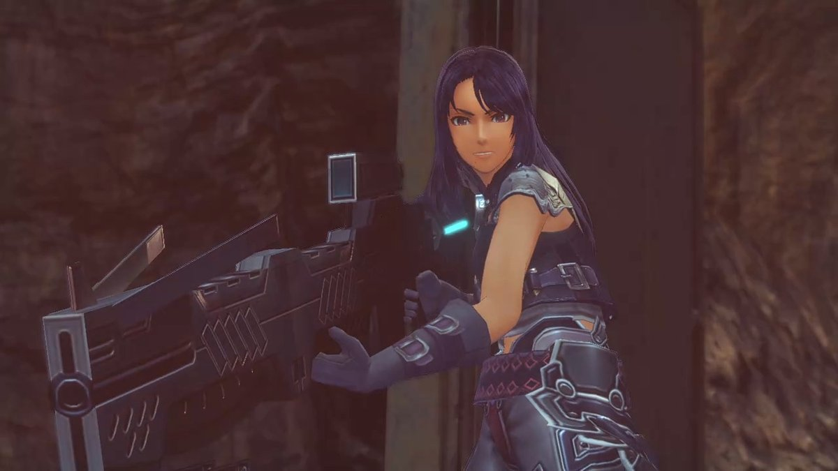 POV for @TODODIAEDEVIVER SHARLA Busts a cap up in Your grill! #XENOBLADECHRONICLESDEFINITIVEEDITION #NintendoSwitch https://t.co/BfT5xczuHA