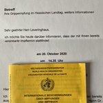 Image for the Tweet beginning: Wenn man sich schützen kann,
