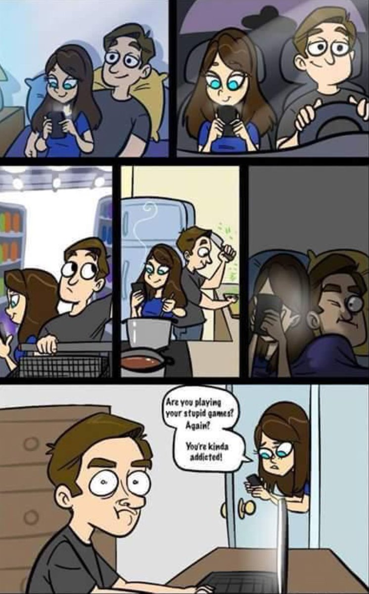 I'm sure we've all been here! #gaming #gamers https://t.co/BPEX8MO3zA