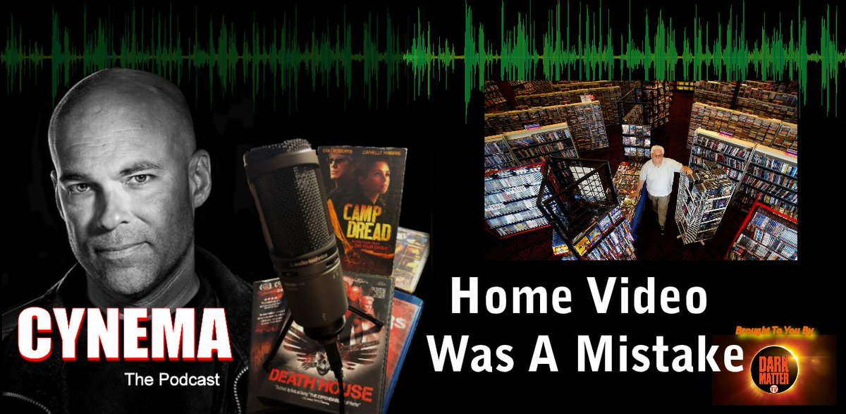 I return this #SundayMorning with EP 68 of my #Cynema #podcast with the argument that releasing certain films to home video was a cynical, cash grab that diminished their cultural impact. Join me! @Strangepodnet @TheDorkening @rogersphilip101 @OddNMacabre @JasonMcFiggins https://t.co/Ta35FnGmgA