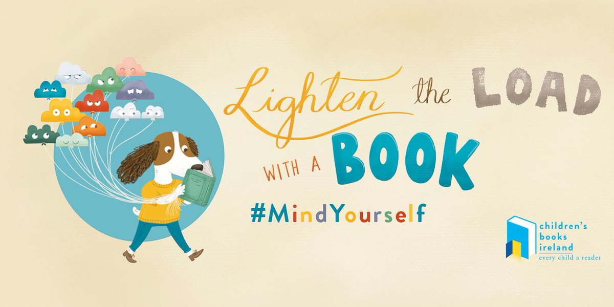 Books can provide great comfort during difficult times. #MindYourself, in partnership with @ISPCCChildline and @JigsawYMH, is designed to support young readers to navigate difficult emotions and experiences through literature. Free download here: https://t.co/76FsWpxj08 https://t.co/mrVnH0Z98V