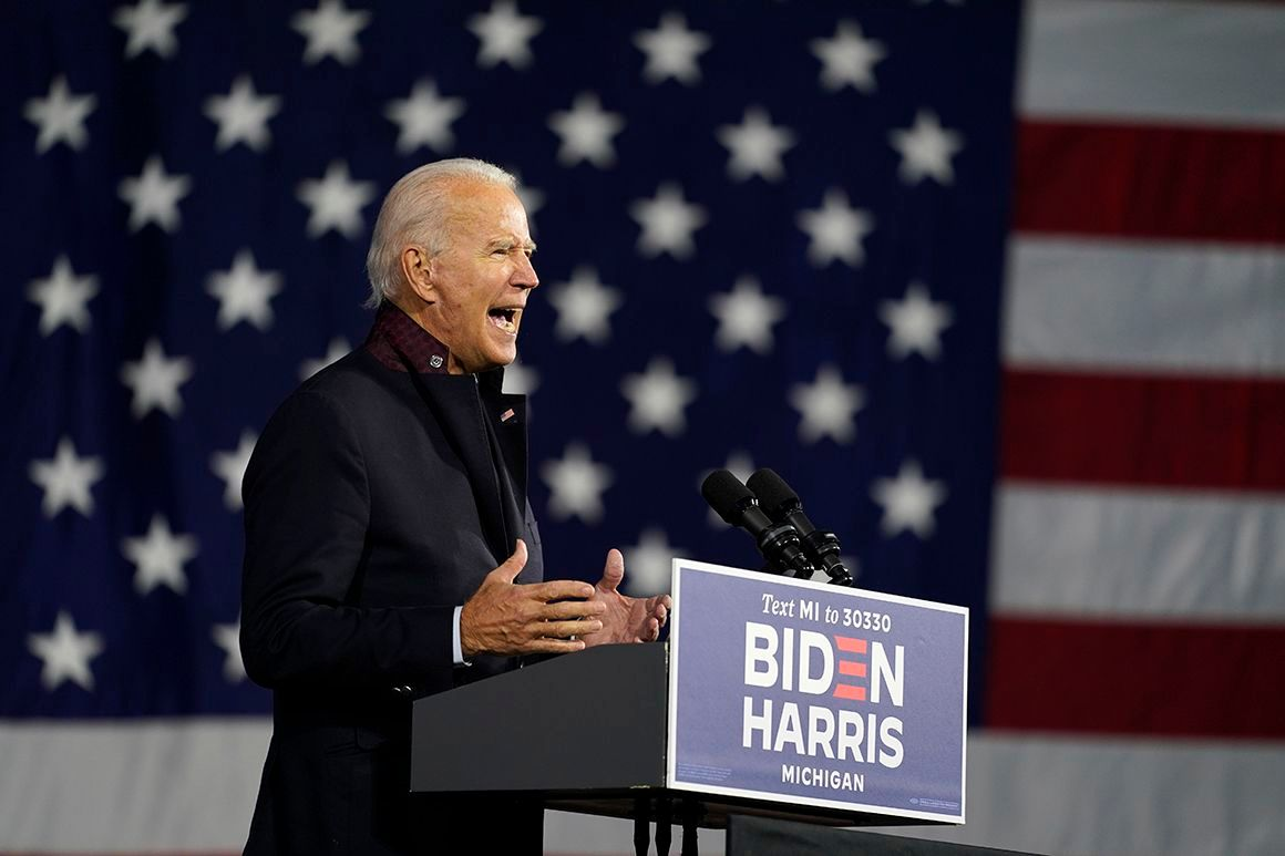 Joe Biden's transition team is vetting a handful of Republicans for potential Cabinet positions — despite doubts it will win him new support from the right and the risk it will enrage the left yhoo.it/3dI84AR