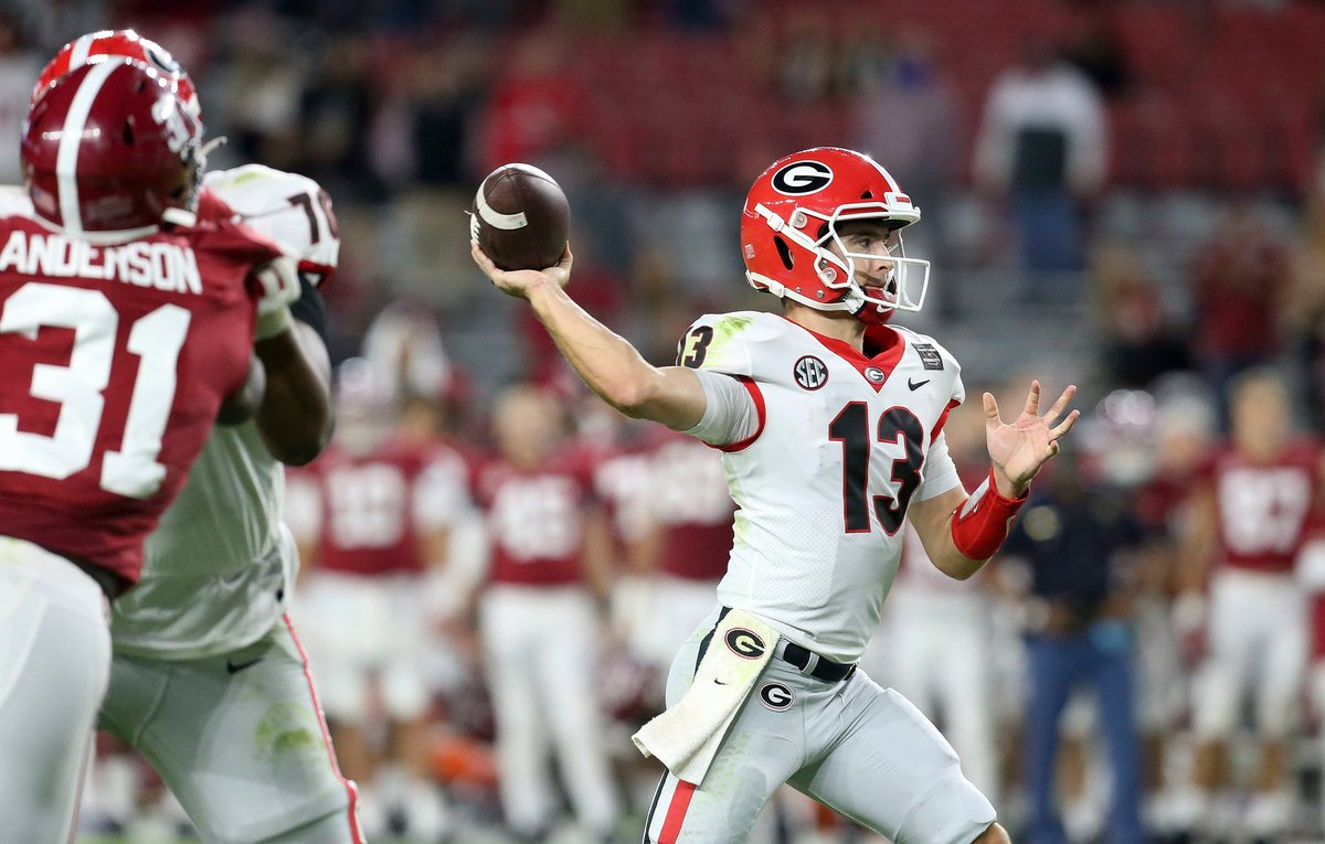 Stats That Matter: Georgia vs. Alabama – Bulldawg Illustrated https://t.co/BQigT0qfn7 https://t.co/syDzzXaNUN