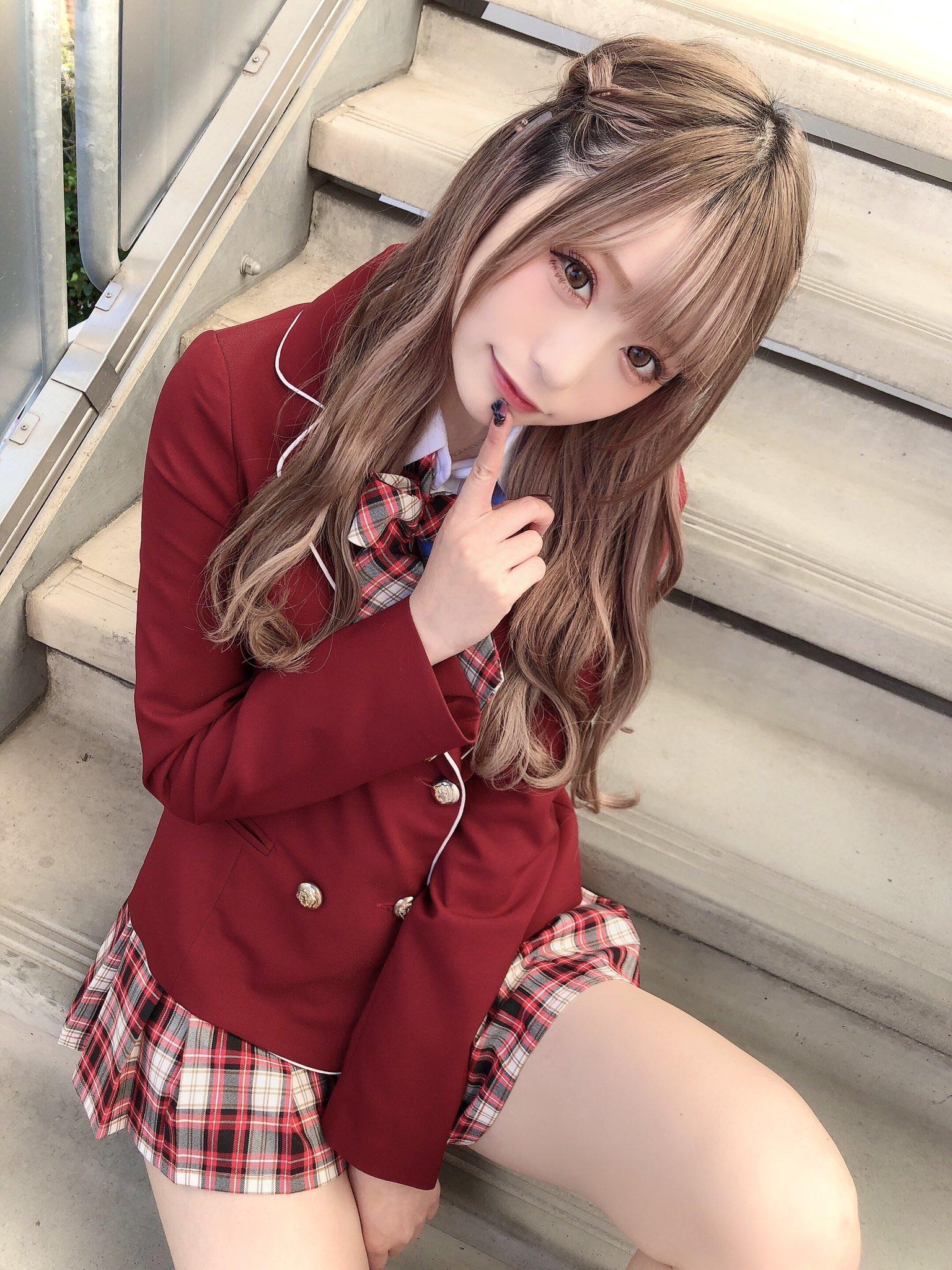 日系格子裙的JK高中美少女 #制服美少女》#Cute #Girl #Pretty #Girls #漂亮 #可愛 #格子裙
