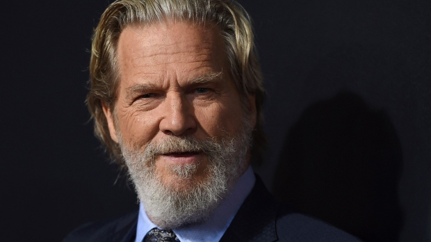 Jeff Bridges says he has lymphoma, cites good prognosis https://t.co/3xvLClwCtw https://t.co/ZcgpgN9dkj