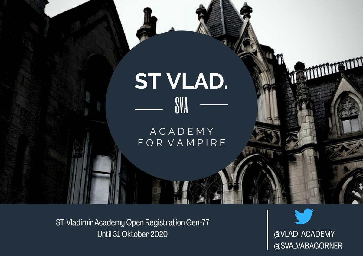 hey Looking for an academy? please check @.Vlad_Academy @.SVA_VabaCorner is currently open for registration. https://t.co/Oag5ZR29BM