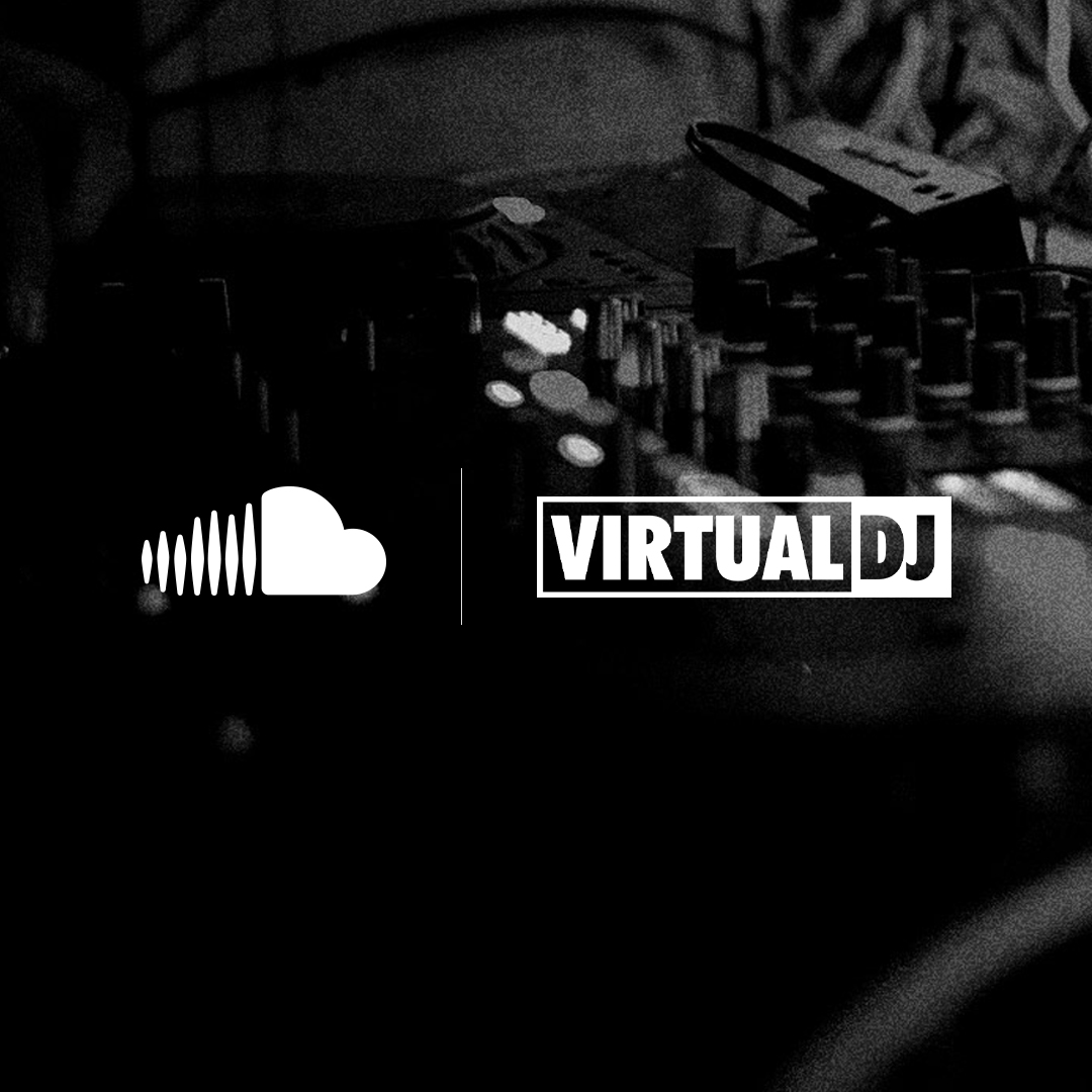 - @SoundCloud DJ is here! Start mixing millions of SoundCloud tracks offline with @VirtualDJ.  Spin wherever inspiration strikes 🎧✅ VirtualDJ works with both Soundcloud Go+ (online only) & Soundcloud DJ (online & offline)