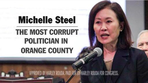 """""""I've investigated big chemical executives and crooked Trump administration officials. I've questioned anyone and everyone who's wasted taxpayer dollars and corrupted our institutions."""" ~ Harley Rouda  #CA48  #Election2020    #Congress 11/17"""