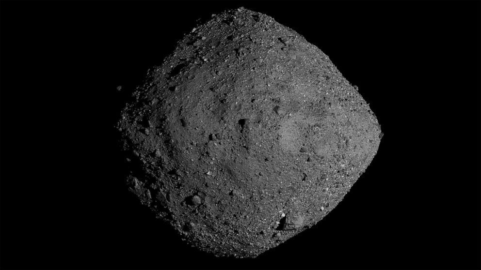 NASA to skim the surface of an asteroid and bring a sample home yhoo.it/3jlQAM8
