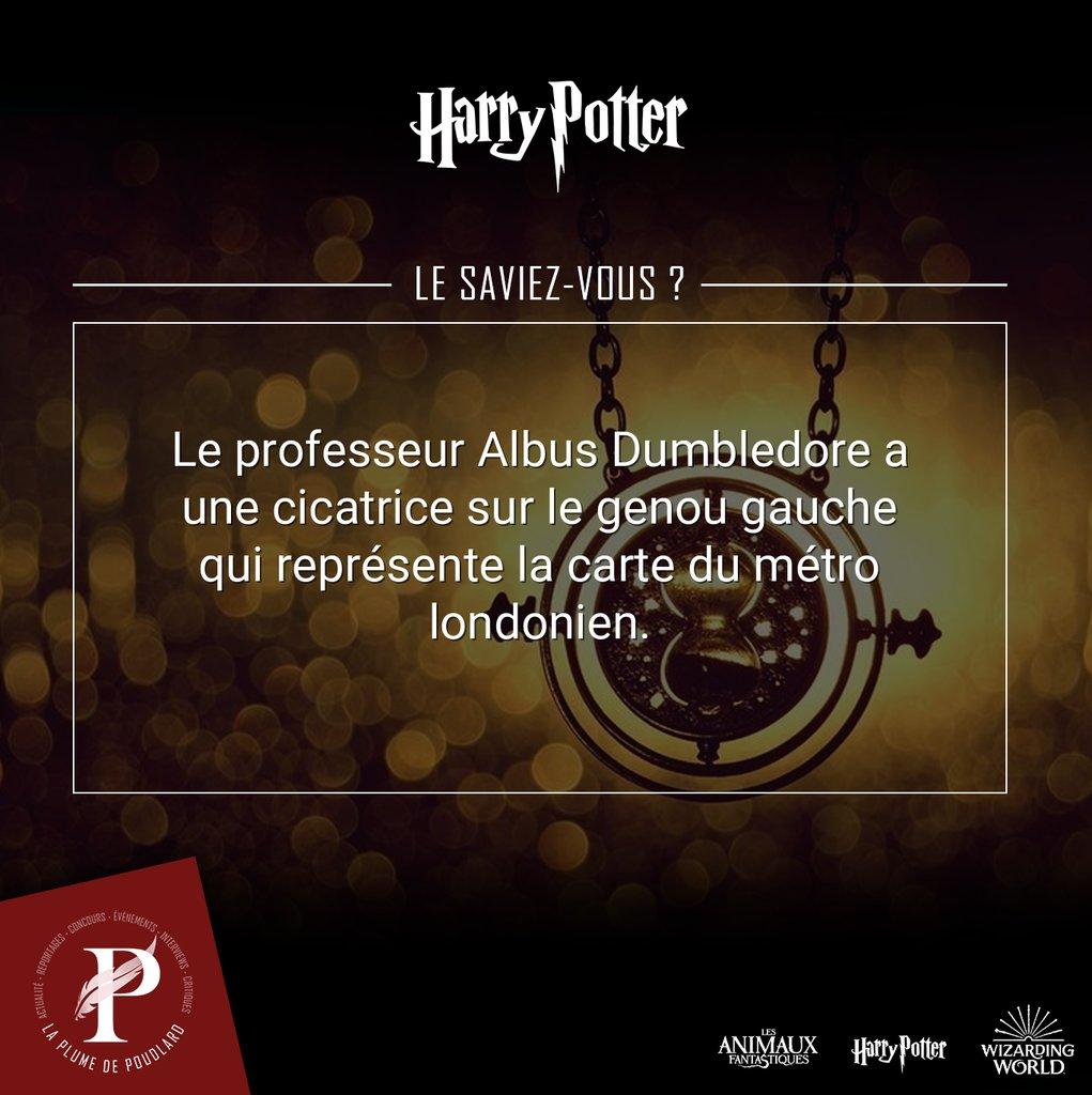 [Le saviez-vous ?]  Retrouvez toutes les semaines sur La Plume de Poudlard des anecdotes sur le monde d'Harry Potter et des Animaux Fantastiques.  Pour + de fun, rejoignez-nous sur :  - Discord : https://t.co/9agJxdRNhb  - Instagram : https://t.co/q2mznls8bm  - Twitter : … https://t.co/pXXy2S7a8d