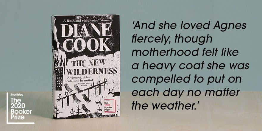 #2020BookerPrize shortlist author Diane Cook shares her favourite line from her novel, The New Wilderness. @OneWorldNews #FinestFiction #shortlist #DianeCook #TheNewWilderness #quote