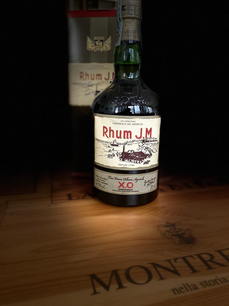 Rhum J.M XO agricole ! New entry nella nostra gamma #distillery  braglia@bragliasrl.it per maggiori info! https://t.co/iaY50gN4Y8