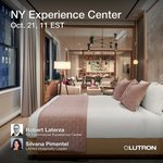 Join us for a #virtualtour of our NYC Experience Center. Designed to meet the #WELLBuildingStandard this space provides an immersive experience & reveals how #lightingcontrols can impact different space types & a sense of #wellbeing. Join us 10/21 11am ET. https://t.co/D0zerABxDV