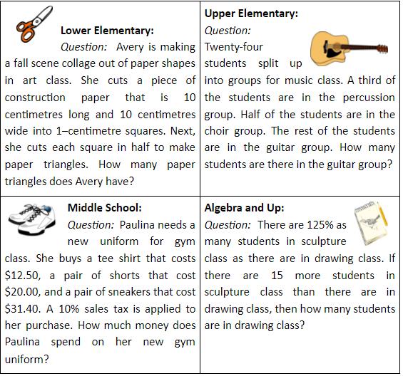 Here are this week's PROBLEM OF THE WEEK! #problemoftheweek #math #mathisfun #mathforkids #mathtutoring #mathenrichment #matheducation #education #mathnasium #pleasantview #torontomathtutoring #mathproblem #mathforchildren #mathhelp #homeworkhelp #toronto #mathematics https://t.co/o5RBGjLFIc