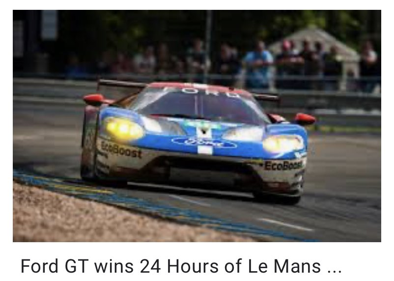 @ShelbyAmCollect Later this car got the job done #LeMans24  @FordPerformance @FPRacingSchool https://t.co/Pp8DS18lQP