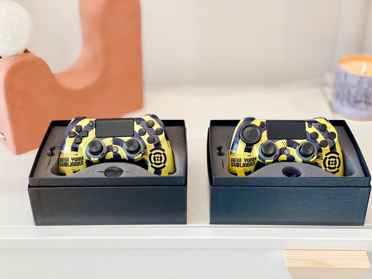 My team & the homies @ScufGaming always have me covered. We want to share the love and giveaway one of my @Subliners controllers! #NYSL #TeamScuf All you have to do is: ✅ Follow @ScufGaming & @Subliners ✅ RT this post ✅ Tag a friend