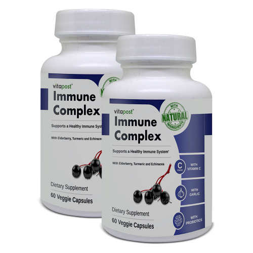 5% of ImmuneComplex USE CODE: FIVE$44396637 Order/LearnMore:https://t.co/32iA74inK1 #health #healthcare #wellness #Wellbeing  #coronavirus #DigitalHealth #HealthyLiving https://t.co/Apf7REM03e