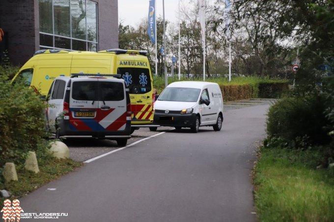 Fietser gewond bij ongeluk Nolweg https://t.co/KS1nfpQ2f2 https://t.co/ntL9SuROoZ