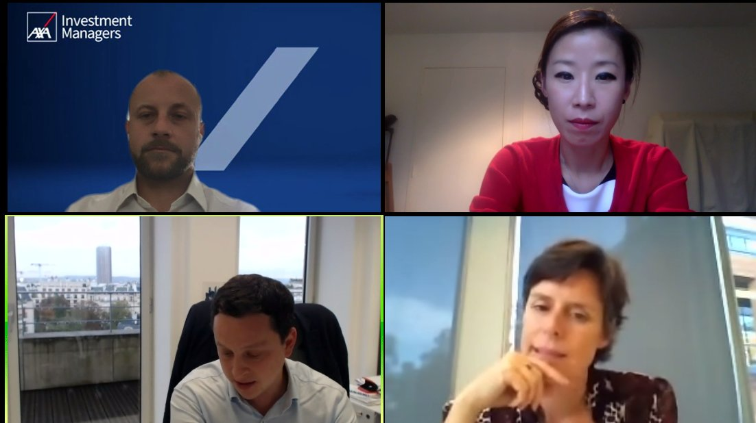 """Joe Persechino of @AXAIM explains the #APL subsidy, which offers means-tested grants to students in France averaging around 230EUR per month. """"It's not an insignificant amount... It's a very positive thing for students moving to France."""" @theclassof2020 VS #France https://t.co/LvekextHK3"""