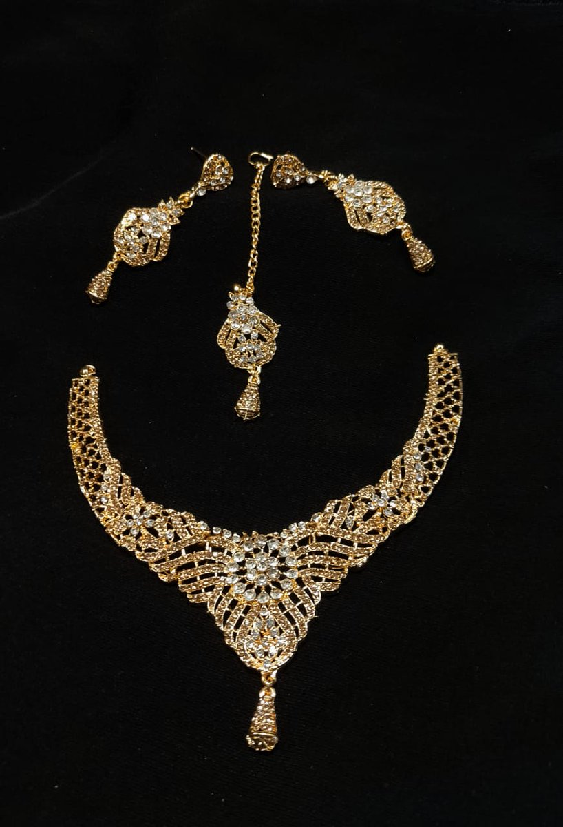 RT @USWebStore1: 800/- excluding delivery  #jewelrytrends #jewelrylovers https://t.co/3KaQ6TwrTX