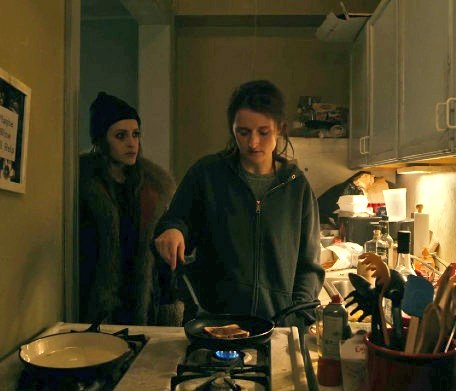 I am rebranding this account to be a fan account for Grace Gummer making and eating a grilled cheese sandwich on Mr. Robot.  🤖🍞🧀 https://t.co/wemDLSrnmo