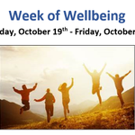 Image for the Tweet beginning: It's Week of #Wellbeing at