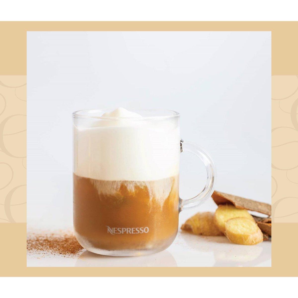 استمتعوا بقهوة آيس لاتيه الزنجبيل والقرفة لدى نيسبريسو في أجواء الخريف   Nespresso Iced Sweet & Spicy Latte is the perfect recipe for Autumn season  #centria #centriamall #riyadh #ksa #السعودية #الریاض #سنتریا_مول #سنتریا #نيسبريسو #nespresso https://t.co/pvtqVlex4d