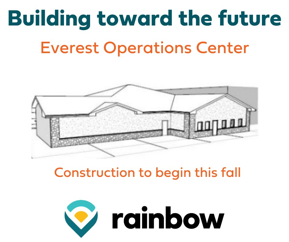 Construction is set to begin on a new operations center in Everest this fall. Read the full article here: https://t.co/r586zI7O7k https://t.co/mRWS8JizYk