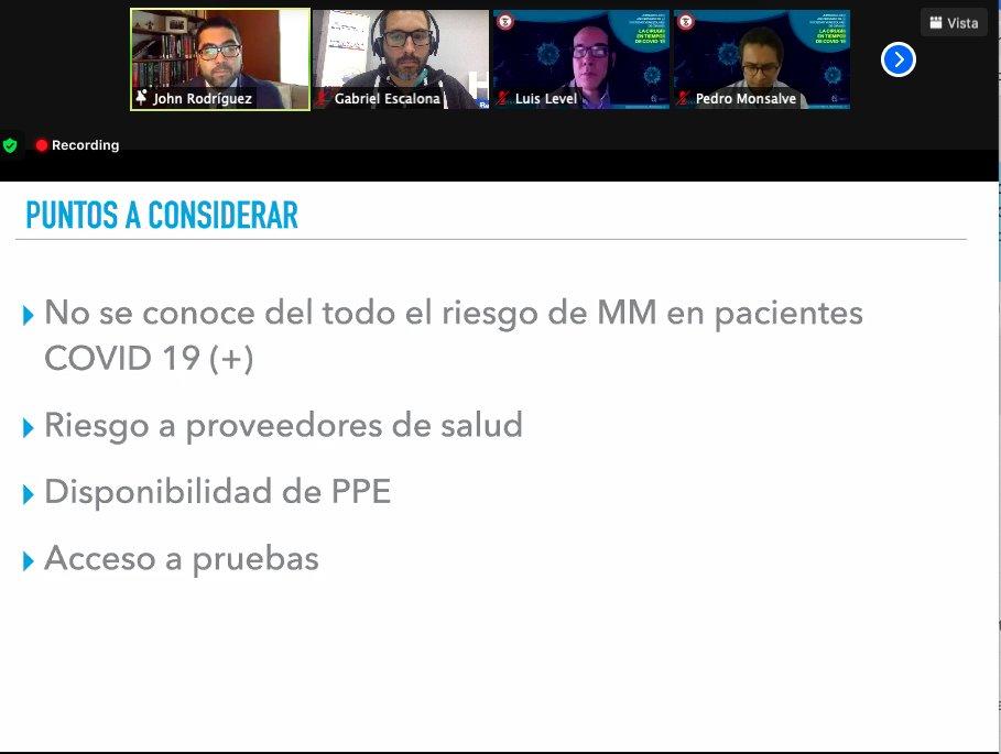 Cirugía electiva y #COVID19  @svcirujanos #cirugia https://t.co/3hNrNGNbrf