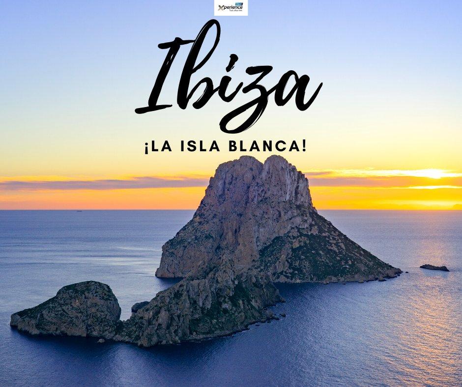 🏝️ ¿Todavía no conoces #Ibiza? De hermosas playas y pintorescos pueblos te va a conquistar. Podrás deleitarte con su deliciosa gastronomía, sus paisajes  y disfrutar de sus famosos atardeceres en alguna de sus terrazas.  👉 https://t.co/qg1aRRzYBQ   #turismoaccesible #travel4all https://t.co/NdOIvexGmX