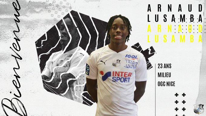 Arnaud Lusamba