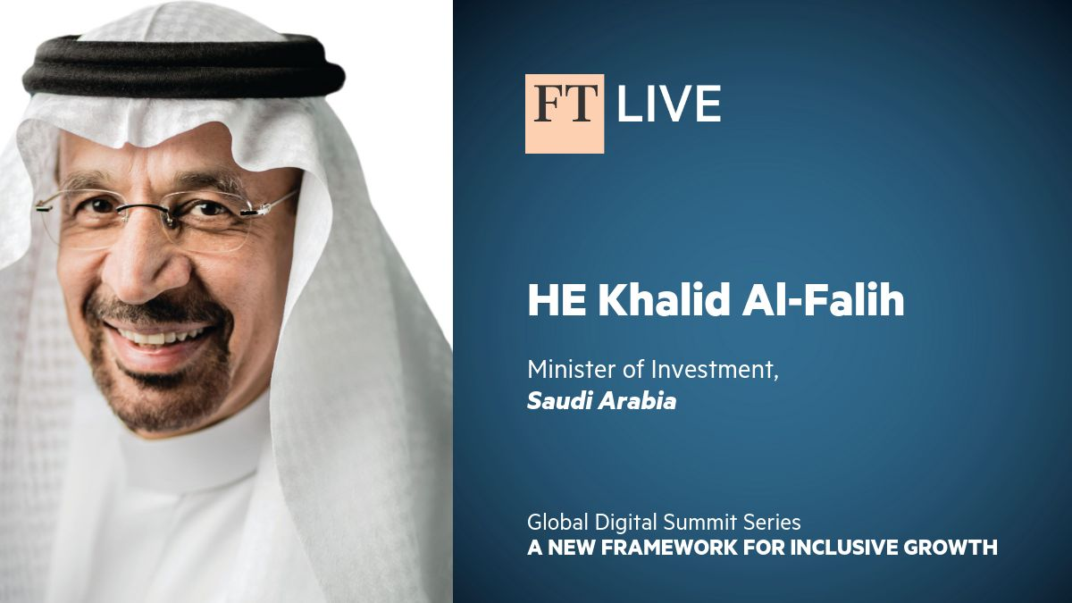 How can governments better enable foreign direct investment in these challenging times? Join @khalid_AlFalih  at #FTGlobalSummit #G20 tomorrow October 21. Book your free pass here: https://t.co/PXiDkG6wWh https://t.co/MQACBHKBhR