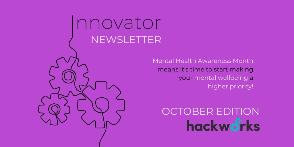 #October is #MentalHealthAwarenessMonth, so it's time to make your mental wellbeing a high priority! This months #newsletter is dedicated to providing #tools and #resources for your #MentalHealth and #wellness 😌✨🧠 https://t.co/5JEZV1iOYr https://t.co/3YP0MJYplb