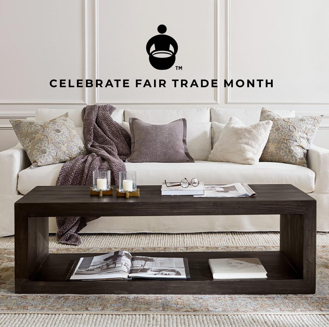 Furniture that gives back. Every purchase of Fair Trade Certified™ furniture helps fund initiatives that matter most to workers. We've paid over $4.7 million to worker funds, to date. 💚 Head to our site to shop our favorite @FairTradeCert furniture! https://t.co/zGkie29wrB https://t.co/zDnJnpTKqE