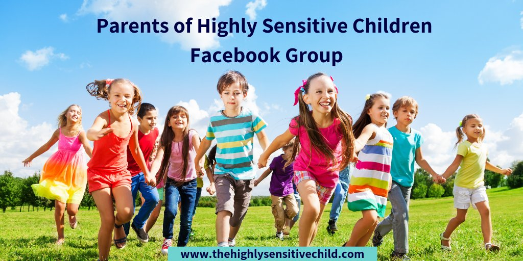 Want to talk with over 1500 parents raising highly sensitive children? Join our free FB group! Share your story, ask questions and get feedback from parents going through the same challenges. https://t.co/TNXY8HxtTE #highlysensitive #parenting #sensory https://t.co/N77hjduE3o