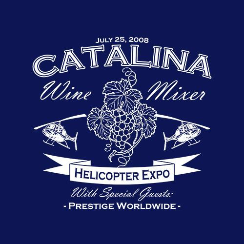Yes, the Catalina Wine Mixer is a real thing (Step Brothers did not invent it 🤣) Be sure to check out our new episode on 10/21 (aka TOMORROW) to learn more about wine (among other things alcohol related!) Link to website in bio! @TheChocolateMDs #alcohol #catalinewinemixer https://t.co/A7ogmP94YP