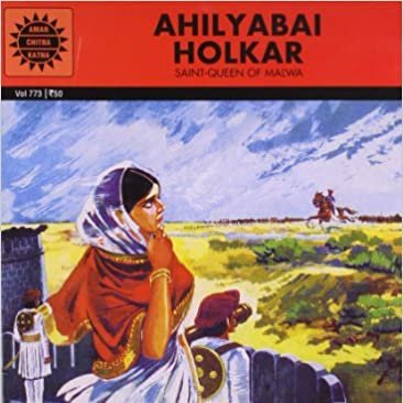#ACKbook on #AhilyabaiHolkar ; The brave queen took charge and turned Malwa into a contented and prosperous kingdom. Many of the temples that were destroyed by the invaders were rebuilt by her.  Order here:  https://t.co/xepjb5yhvf https://t.co/D9hb4eeyNs