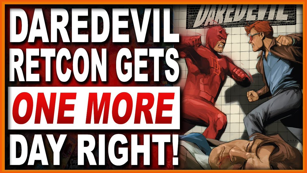 BlerdWithoutFear - Playing catch up with my favorite blind lawyer from Hell's Kitchen! Spoiler alert. Whacky shenanigans ahead! #Daredevil