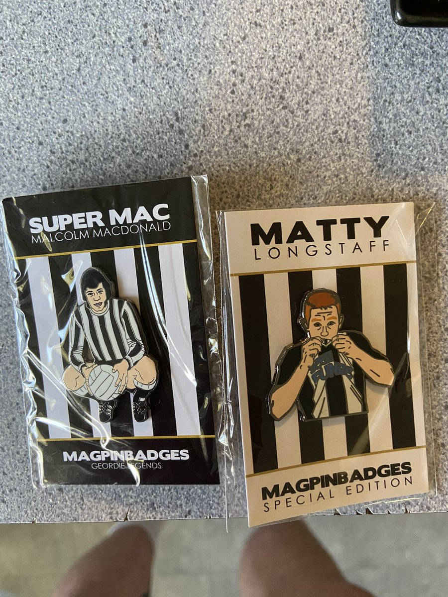 Arrived today @Magpin1   Joys of living in Australia #NUFC https://t.co/fupz3lBD1B