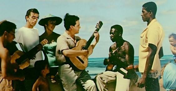 #MemoriaYSentimiento La tercera película que se puede encontrar en la colección en @cinecoplus es Isla de ensueño (1962), dirigida por Alejandro Kerk y es una comedia musical que relata el viaje de turismo de un grupo de mujeres a San Andrés. https://t.co/Z7aalVRgvX