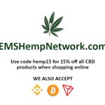 Image for the Tweet beginning: Get your high quality #hemp
