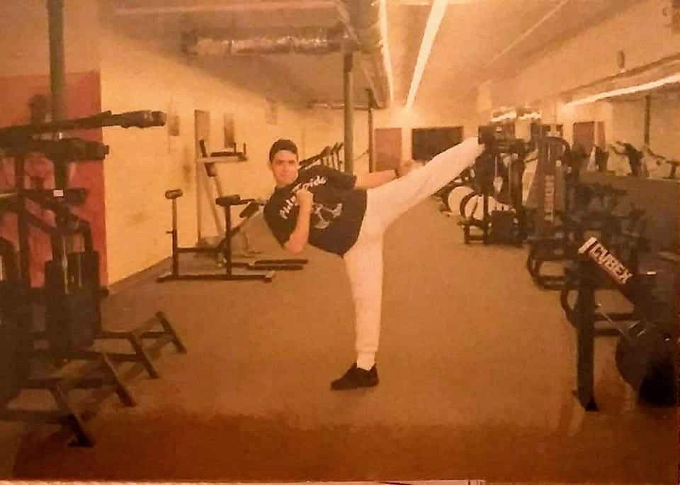 "Cousin Ray""DJ Exel""Diaz & The Tiger Doing some training NYC. #AnthonyTheTigerCruz #TeamRenzoGracie @Twitter https://t.co/xZRUUrHbZK"
