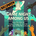 Image for the Tweet beginning: Game night is back! Join