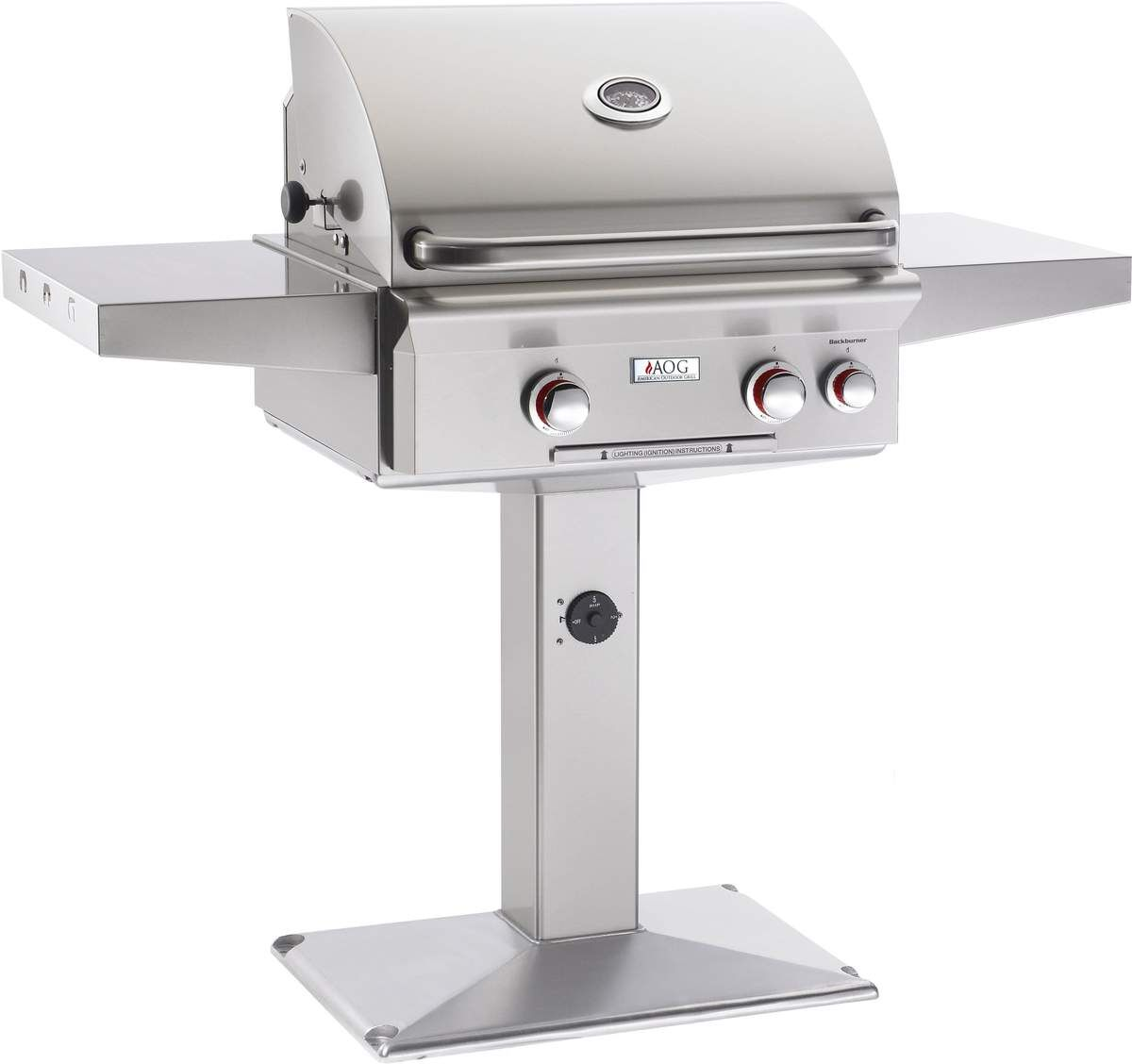 Grill succulent and tasty dishes with the American Outdoor Grill T Series Post Mount with Base Grill today from Flame Authority at https://t.co/o6wkuPsovC. Get yours now!  #aog #americanoutdoorgrill #grilling ##grillmaster #outdoorgrills #outdoorkitchens #outdoorliving #barbecue https://t.co/9meHR8x5Qw