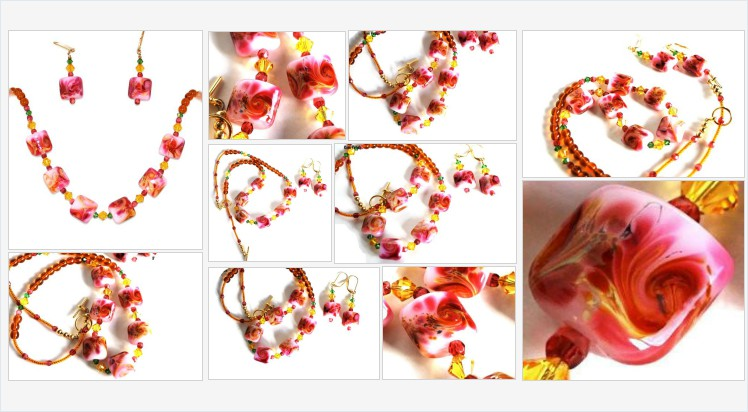 #Pink and #Yellow Beaded Coordinated #JewelrySet for Women @Saracom  https://t.co/O2WY2iFMyZ https://t.co/pWc7pDIOzs