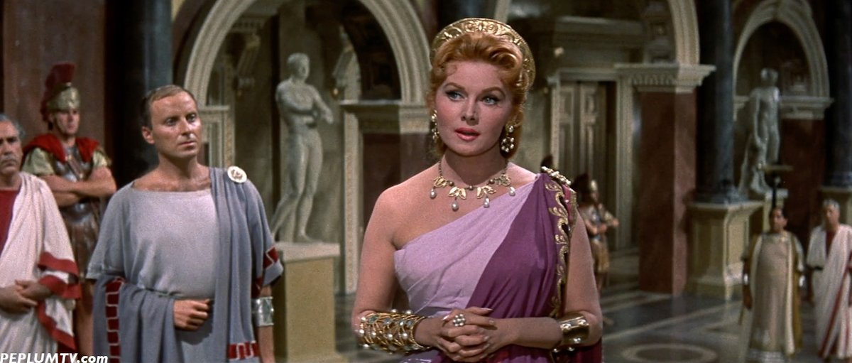 Rhonda Fleming, R.I.P.  Hollywood star Rhonda Fleming died on October 14 at the age of 97. A retrospective of Rhonda Fleming's PEPLUM movies  https://t.co/m1447K3M7Q https://t.co/7KC1vYCxSp