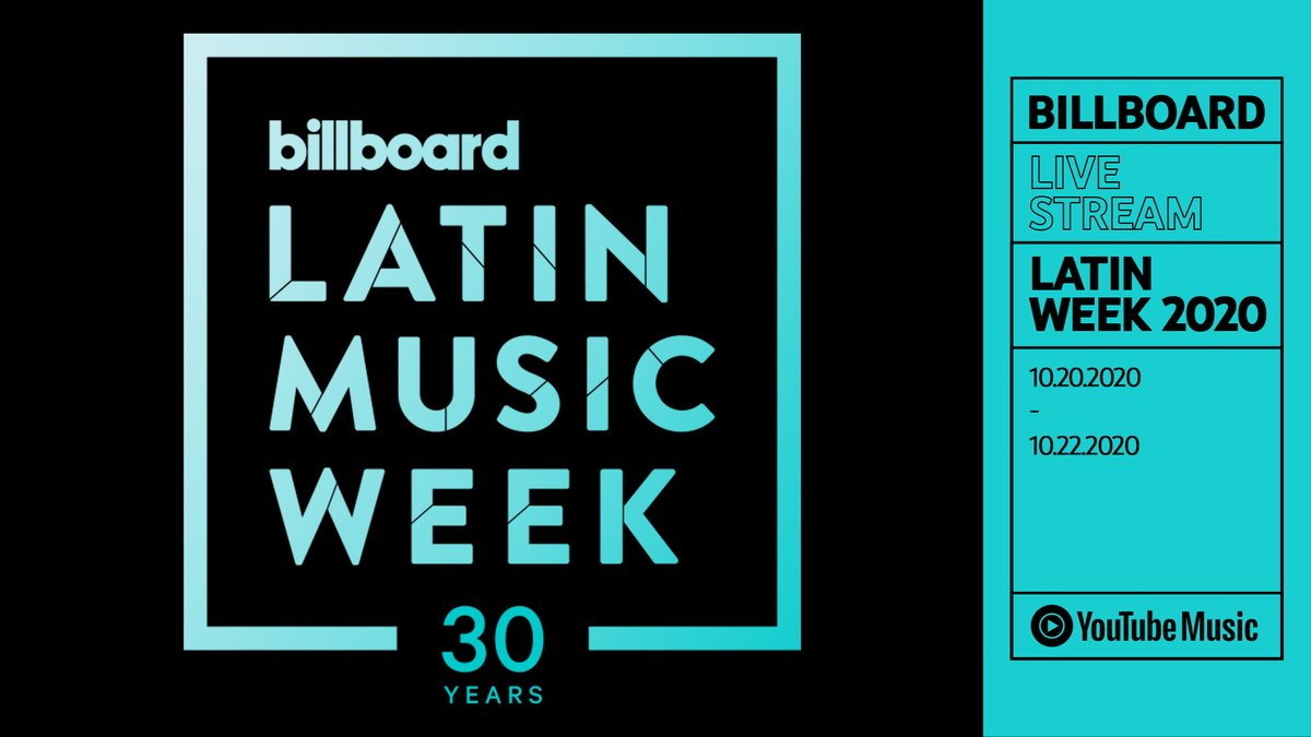 🔴 [LIVE]: It's @BillBoardLatin Music Week, which means conversations and performances from @NickyJamPR, @Anuel_2bleA, @camilomusica, @JLo, @cazzuoficial and many many more all week long → https://t.co/CUcQCw9Qv8 https://t.co/lkW3eP4Vaw